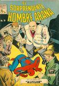 Amazing Spider-Man (1963 El Sorprendente Hombre Arana) Mexico 70