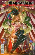 Grimm Fairy Tales Presents Wonderland (2012 Zenescope) 44C