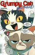 Grumpy Cat and Pokey (2016 Dynamite) 1A