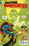 Martian Manhunter (2015 4th Series) 9B