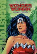DC Comics Wonder Woman: Amazon Warrior SC (2016 Scholastic) Backstories 1-1ST