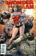 Wonder Woman (2011 4th Series) 49A