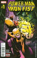 Power Man and Iron Fist (2016 Marvel) 1A