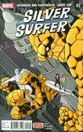 Silver Surfer (2016) 2A