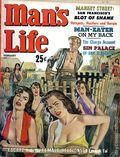 Man's Life (1952-1961 Crestwood) 1st Series Vol. 8 #4