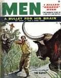 Men Magazine (1952-1982) Zenith Publishing Corp. Vol. 4 #7
