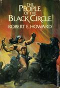 Conan People of the Black Circle HC (1977 Berkley Novel) Book Club Edition 1-1ST