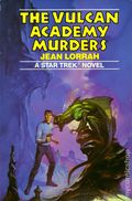 Vulcan Academy Murders HC (1984 Pocket Books Novel) Book Club Edition 1-1ST