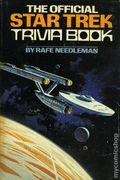 Official Star Trek Trivia Book HC (1980 Pocket Books) Book Club Edition 1-1ST
