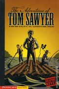 Adventures of Tom Sawyer GN (2007 Stone Arch Books) 1-1ST