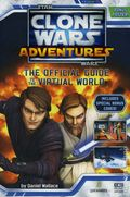 Star Wars Clone Wars Adventures The Official Guide to the Virtual World SC (2011 Grosset & Dunlap) 1-1ST