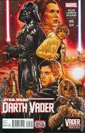 Star Wars Darth Vader (2015 Marvel) 15REP.2ND
