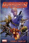 Marvel Universe Guardians of the Galaxy Cosmic Team-Up TPB (2014 Marvel Digest) 1MM-1ST