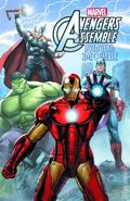 Avengers Assembled Micro Comics Fun Pack (2015 Marvel/IDW) PACK#1
