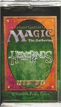 Magic The Gathering Homelands Booster Pack (1995 Wizards of the Coast) PACK#1