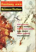 Fantasy and Science Fiction (1949-Present Mercury Publications) Pulp Vol. 27 #3
