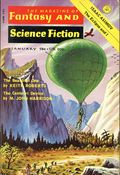 Fantasy and Science Fiction (1949 Mercury Digest) Vol. 46 #1