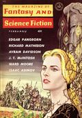 Fantasy and Science Fiction (1949 Mercury Digest) Vol. 22 #2