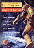 Fantasy and Science Fiction (1949-Present Mercury Publications) Pulp Vol. 22 #6