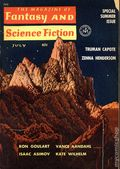 Magazine of Fantasy and Science Fiction (1949-Present Mercury Publications) Vol. 23 #1