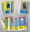 Super Top Trump Card Game (1988 Marvel) German Edition ITEM#1