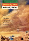 Fantasy and Science Fiction (1949 Mercury Digest) Vol. 10 #4