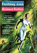Magazine of Fantasy and Science Fiction (1949-Present Mercury Publications) Vol. 15 #6