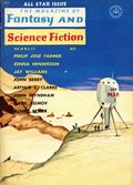 Fantasy and Science Fiction (1949-Present Mercury Publications) Pulp Vol. 20 #3