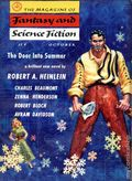 Fantasy and Science Fiction (1949-Present Mercury Publications) Pulp Vol. 11 #4