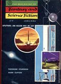 Fantasy and Science Fiction (1949-Present Mercury Publications) Pulp Vol. 13 #7