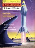 Fantasy and Science Fiction (1949-Present Mercury Publications) Pulp Vol. 12 #1
