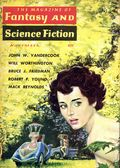Fantasy and Science Fiction (1949 Mercury Digest) Vol. 19 #5
