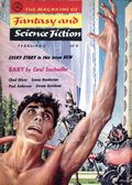 Fantasy and Science Fiction (1949-Present Mercury Publications) Pulp Vol. 14 #2