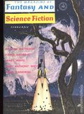 Magazine of Fantasy and Science Fiction (1949-Present Mercury Publications) Vol. 24 #2