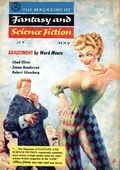 Fantasy and Science Fiction (1949-Present Mercury Publications) Pulp Vol. 12 #5