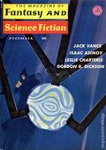 Fantasy and Science Fiction (1949-Present Mercury Publications) Pulp Vol. 29 #6