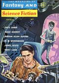 Fantasy and Science Fiction (1949-Present Mercury Publications) Pulp Vol. 24 #4