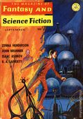 Magazine of Fantasy and Science Fiction (1949-Present Mercury Publications) Pulp Vol. 31 #3