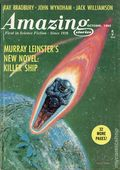 Amazing Stories (1926-Present Experimenter) Pulp Vol. 40 #2