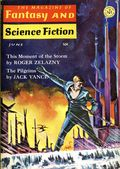 Fantasy and Science Fiction (1949-Present Mercury Publications) Pulp Vol. 30 #6