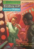 Fantasy and Science Fiction (1949-Present Mercury Publications) Pulp Vol. 8 #2