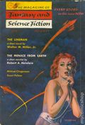 Fantasy and Science Fiction (1949-Present Mercury Publications) Pulp Vol. 13 #2