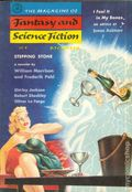 Magazine of Fantasy and Science Fiction (1949-Present Mercury Publications) Vol. 13 #6