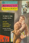 Fantasy and Science Fiction (1949-Present Mercury Publications) Pulp Vol. 14 #5