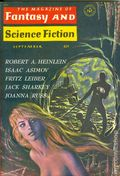 Magazine of Fantasy and Science Fiction (1949-Present Mercury Publications) Vol. 25 #3