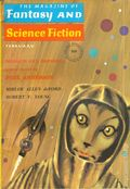Fantasy and Science Fiction (1949-Present Mercury Publications) Pulp Vol. 28 #2