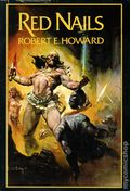 Conan Red Nails HC (1977 Berkley Novel) Book Club Edition 1-1ST