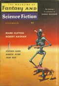 Fantasy and Science Fiction (1949-Present Mercury Publications) Pulp Vol. 17 #6