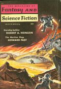 Fantasy and Science Fiction (1949 Mercury Digest) Vol. 17 #5
