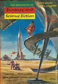 Magazine of Fantasy and Science Fiction (1949-Present Mercury Publications) Vol. 8 #5